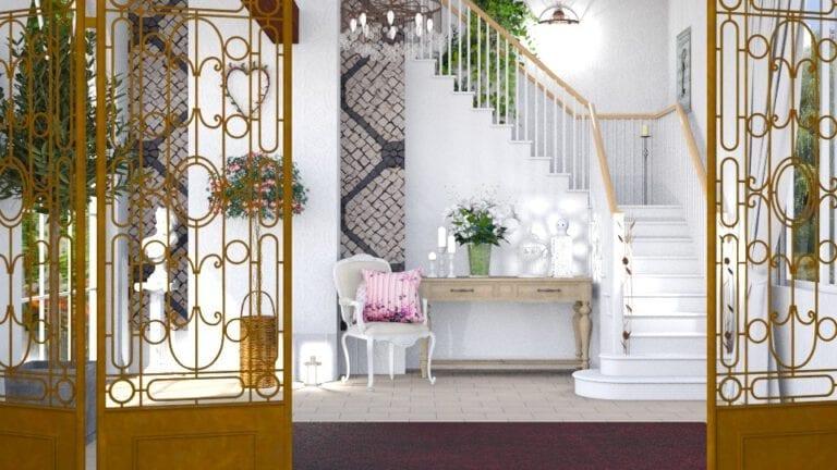 Render Interiorismo y decoración residencial