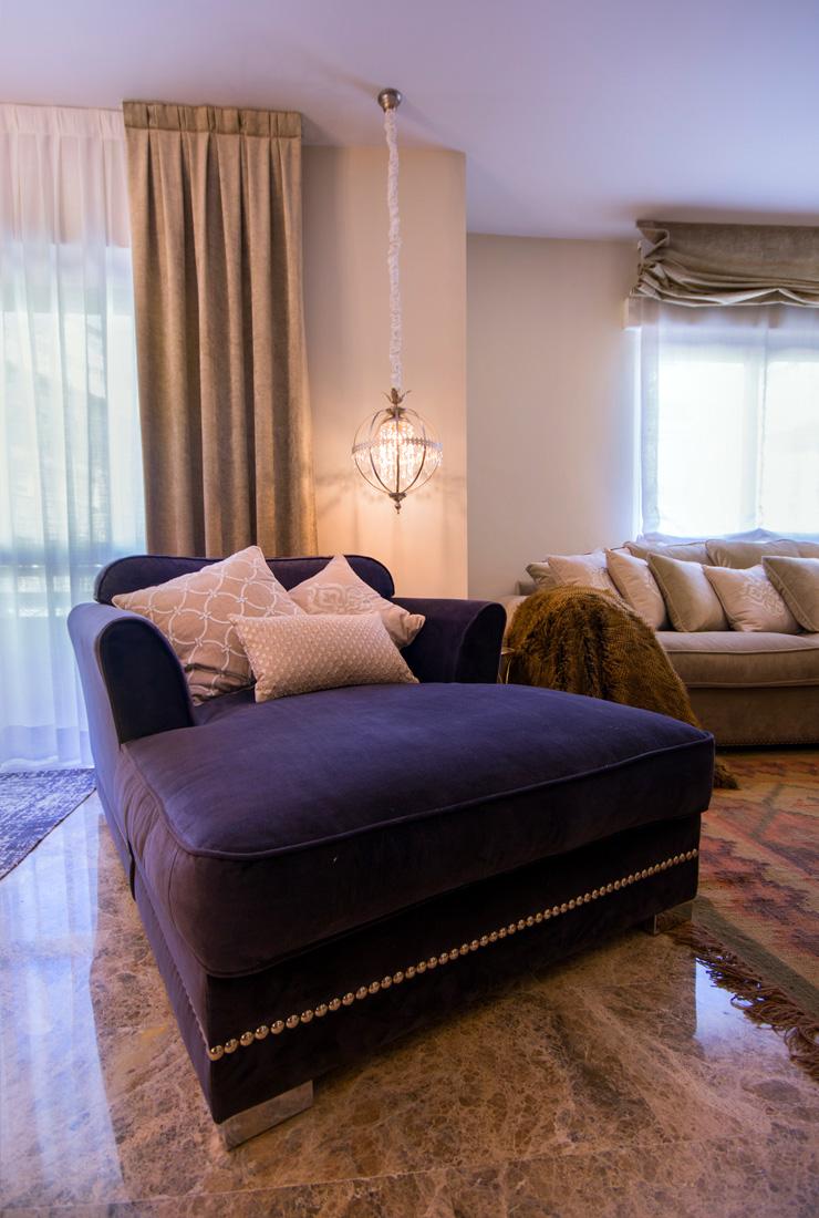 Apersonal interiorismo y decoración Reforma integral residencial CórdobaReforma Córdoba