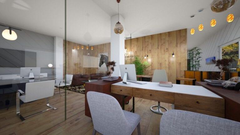 Apersonal diseño comercial oficinas